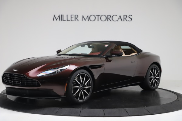 Used 2020 Aston Martin DB11 Volante for sale Sold at Alfa Romeo of Westport in Westport CT 06880 14