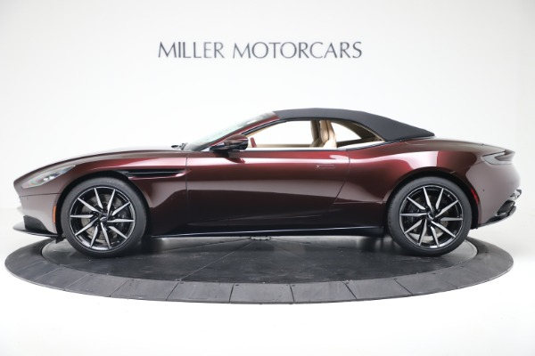 Used 2020 Aston Martin DB11 Volante for sale Sold at Alfa Romeo of Westport in Westport CT 06880 15