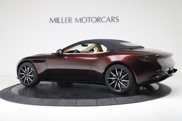 Used 2020 Aston Martin DB11 Volante Convertible for sale $223,900 at Alfa Romeo of Westport in Westport CT 06880 16
