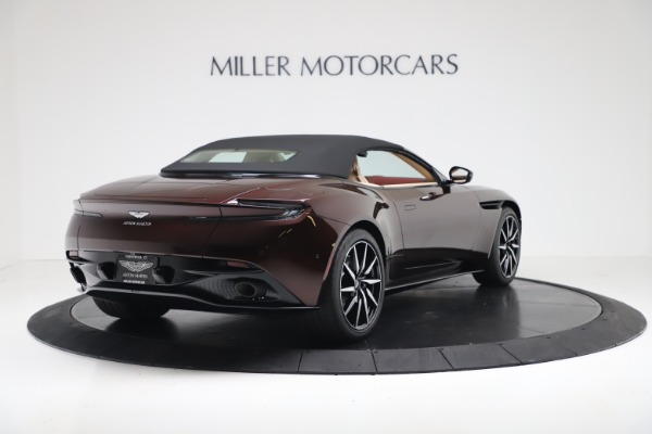 Used 2020 Aston Martin DB11 Volante Convertible for sale $223,900 at Alfa Romeo of Westport in Westport CT 06880 17