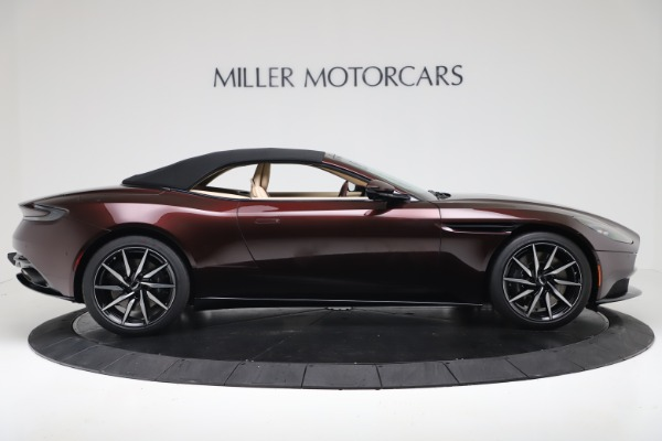 Used 2020 Aston Martin DB11 Volante for sale Sold at Alfa Romeo of Westport in Westport CT 06880 18