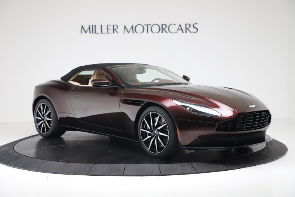 Used 2020 Aston Martin DB11 Volante for sale Sold at Alfa Romeo of Westport in Westport CT 06880 19