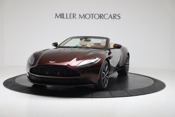 Used 2020 Aston Martin DB11 Volante for sale Sold at Alfa Romeo of Westport in Westport CT 06880 2