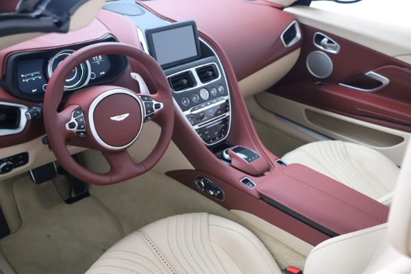 Used 2020 Aston Martin DB11 Volante for sale Sold at Alfa Romeo of Westport in Westport CT 06880 20