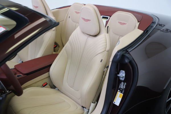 Used 2020 Aston Martin DB11 Volante for sale Sold at Alfa Romeo of Westport in Westport CT 06880 23
