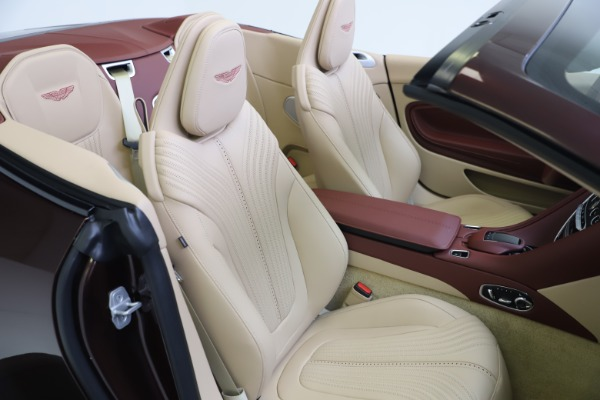 Used 2020 Aston Martin DB11 Volante for sale Sold at Alfa Romeo of Westport in Westport CT 06880 26