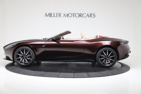 Used 2020 Aston Martin DB11 Volante Convertible for sale $223,900 at Alfa Romeo of Westport in Westport CT 06880 3