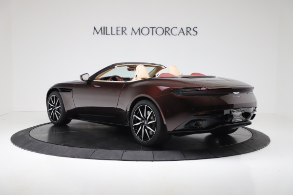 Used 2020 Aston Martin DB11 Volante Convertible for sale $223,900 at Alfa Romeo of Westport in Westport CT 06880 4