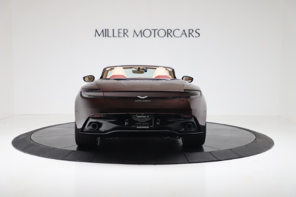 Used 2020 Aston Martin DB11 Volante Convertible for sale $223,900 at Alfa Romeo of Westport in Westport CT 06880 5