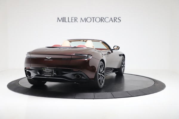Used 2020 Aston Martin DB11 Volante Convertible for sale $223,900 at Alfa Romeo of Westport in Westport CT 06880 6