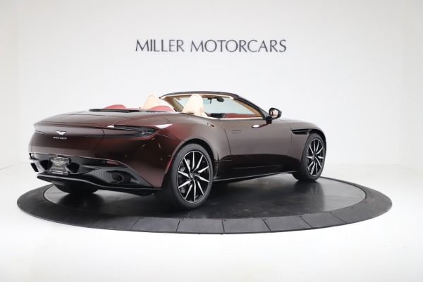 Used 2020 Aston Martin DB11 Volante Convertible for sale $223,900 at Alfa Romeo of Westport in Westport CT 06880 7