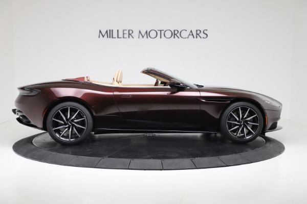 Used 2020 Aston Martin DB11 Volante for sale Sold at Alfa Romeo of Westport in Westport CT 06880 8