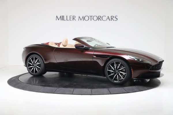 Used 2020 Aston Martin DB11 Volante Convertible for sale $223,900 at Alfa Romeo of Westport in Westport CT 06880 9