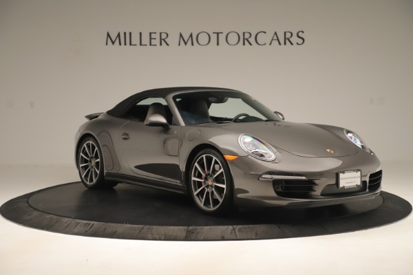 Used 2015 Porsche 911 Carrera 4S for sale Sold at Alfa Romeo of Westport in Westport CT 06880 17