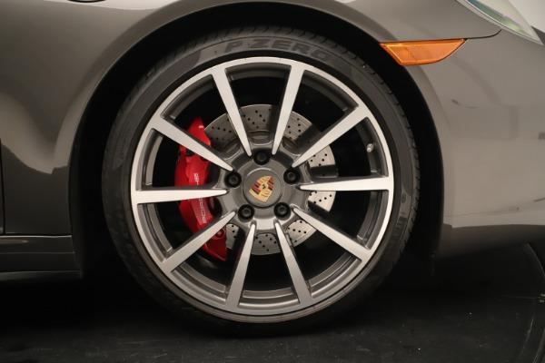 Used 2015 Porsche 911 Carrera 4S for sale Sold at Alfa Romeo of Westport in Westport CT 06880 18