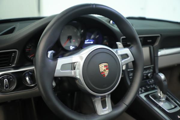 Used 2015 Porsche 911 Carrera 4S for sale Sold at Alfa Romeo of Westport in Westport CT 06880 28