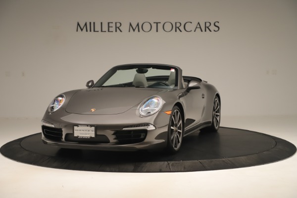 Used 2015 Porsche 911 Carrera 4S for sale Sold at Alfa Romeo of Westport in Westport CT 06880 1