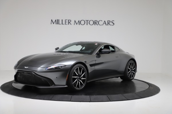 Used 2020 Aston Martin Vantage Coupe for sale Sold at Alfa Romeo of Westport in Westport CT 06880 17