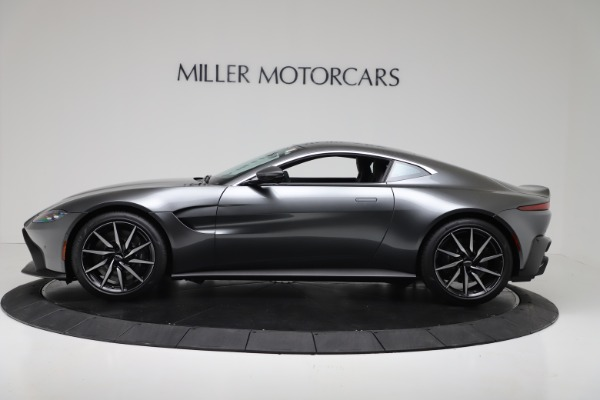 Used 2020 Aston Martin Vantage Coupe for sale Sold at Alfa Romeo of Westport in Westport CT 06880 2