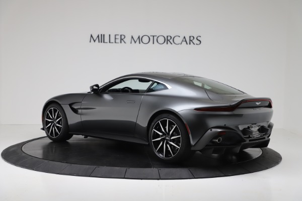Used 2020 Aston Martin Vantage Coupe for sale Sold at Alfa Romeo of Westport in Westport CT 06880 3