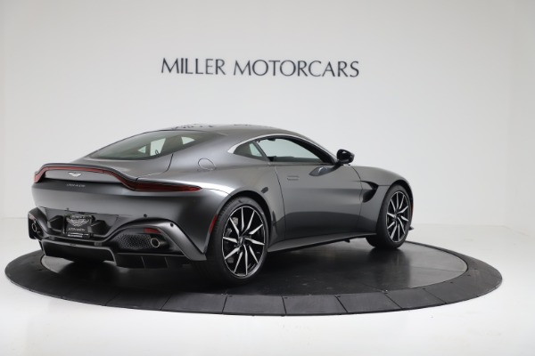 Used 2020 Aston Martin Vantage Coupe for sale Sold at Alfa Romeo of Westport in Westport CT 06880 6