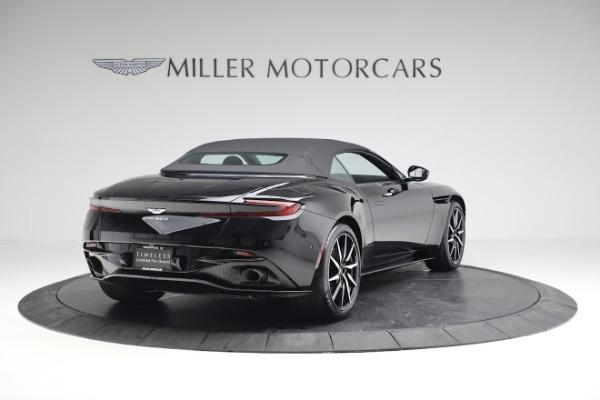 New 2020 Aston Martin DB11 Convertible for sale Sold at Alfa Romeo of Westport in Westport CT 06880 16