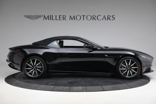 New 2020 Aston Martin DB11 Convertible for sale Sold at Alfa Romeo of Westport in Westport CT 06880 17