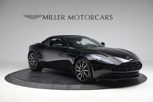 New 2020 Aston Martin DB11 Convertible for sale Sold at Alfa Romeo of Westport in Westport CT 06880 18