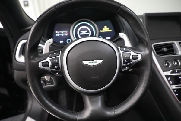 New 2020 Aston Martin DB11 Convertible for sale Sold at Alfa Romeo of Westport in Westport CT 06880 23