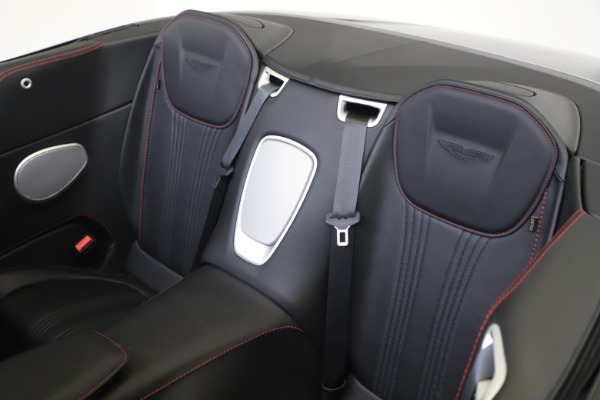 New 2020 Aston Martin DB11 Convertible for sale Sold at Alfa Romeo of Westport in Westport CT 06880 25