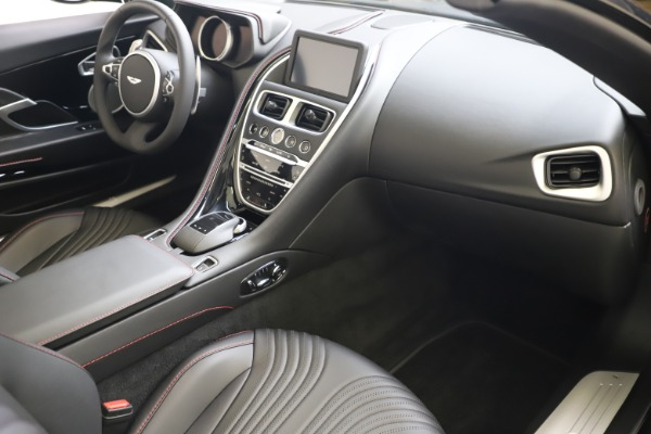 New 2020 Aston Martin DB11 Convertible for sale Sold at Alfa Romeo of Westport in Westport CT 06880 28