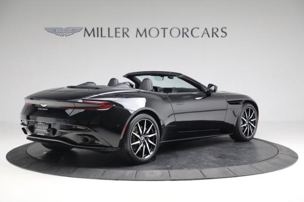 New 2020 Aston Martin DB11 Convertible for sale Sold at Alfa Romeo of Westport in Westport CT 06880 7