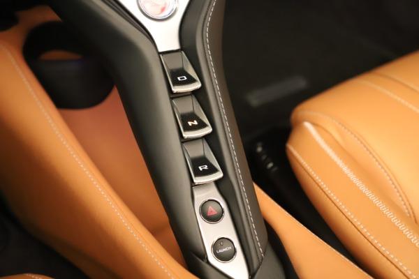 New 2020 McLaren 720S Spider for sale $372,250 at Alfa Romeo of Westport in Westport CT 06880 10
