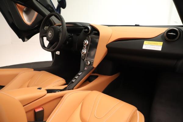 New 2020 McLaren 720S Spider Convertible for sale $372,250 at Alfa Romeo of Westport in Westport CT 06880 15