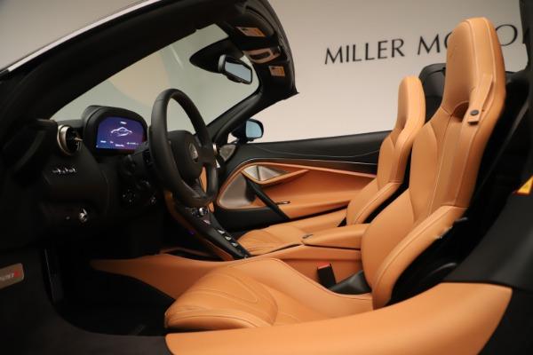 New 2020 McLaren 720S Spider Convertible for sale $372,250 at Alfa Romeo of Westport in Westport CT 06880 17