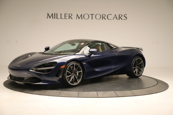 New 2020 McLaren 720S Spider Luxury for sale $372,250 at Alfa Romeo of Westport in Westport CT 06880 18