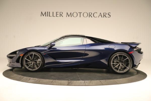 New 2020 McLaren 720S Spider Convertible for sale $372,250 at Alfa Romeo of Westport in Westport CT 06880 19