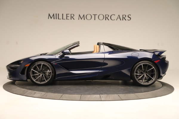 New 2020 McLaren 720S Spider Luxury for sale $372,250 at Alfa Romeo of Westport in Westport CT 06880 2