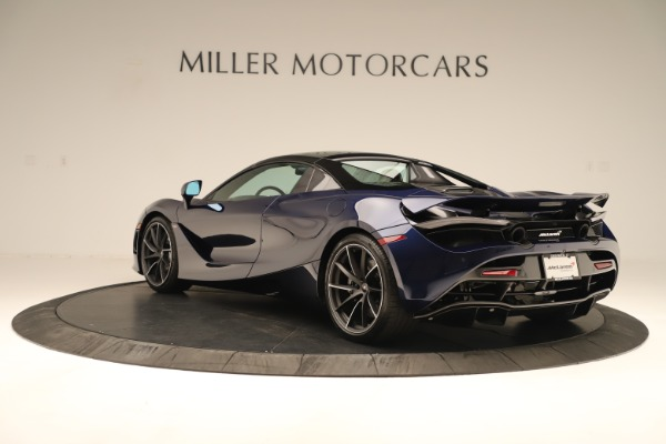 New 2020 McLaren 720S Spider Luxury for sale $372,250 at Alfa Romeo of Westport in Westport CT 06880 20
