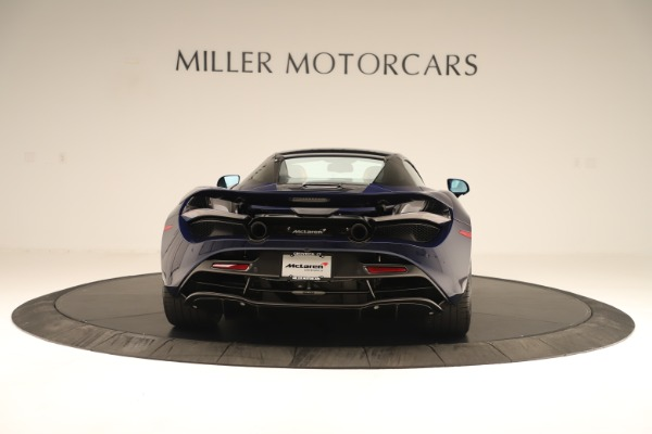New 2020 McLaren 720S Spider Convertible for sale $372,250 at Alfa Romeo of Westport in Westport CT 06880 21