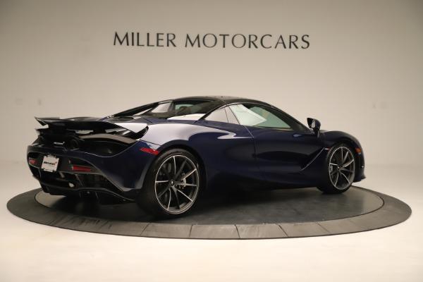 New 2020 McLaren 720S Spider Convertible for sale $372,250 at Alfa Romeo of Westport in Westport CT 06880 22