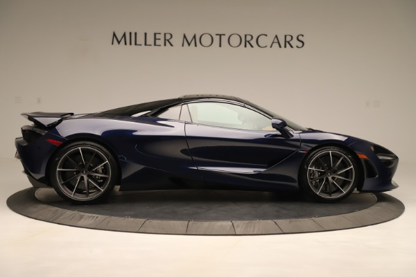 New 2020 McLaren 720S Spider Luxury for sale $372,250 at Alfa Romeo of Westport in Westport CT 06880 23