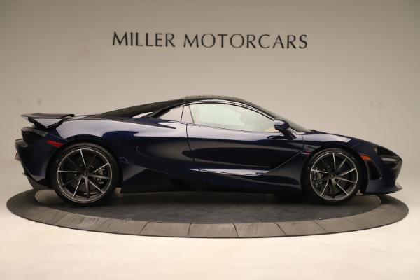 New 2020 McLaren 720S Spider for sale $372,250 at Alfa Romeo of Westport in Westport CT 06880 23
