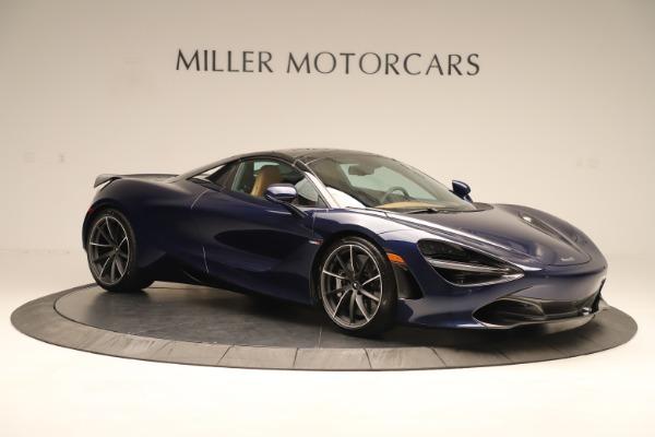 New 2020 McLaren 720S Spider Convertible for sale $372,250 at Alfa Romeo of Westport in Westport CT 06880 24