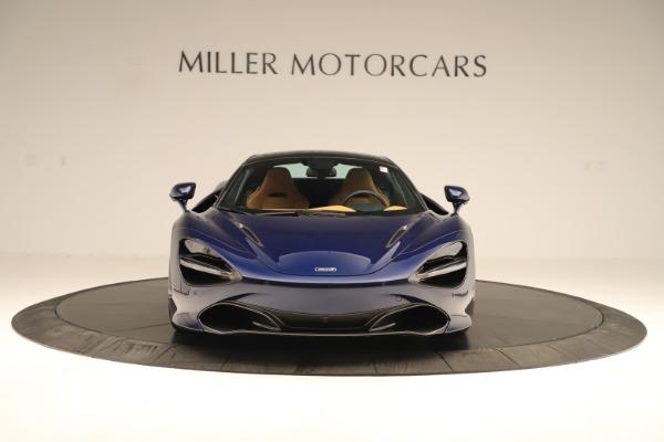 New 2020 McLaren 720S Spider Convertible for sale $372,250 at Alfa Romeo of Westport in Westport CT 06880 25