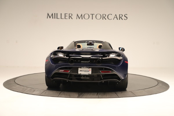 New 2020 McLaren 720S Spider Luxury for sale $372,250 at Alfa Romeo of Westport in Westport CT 06880 26