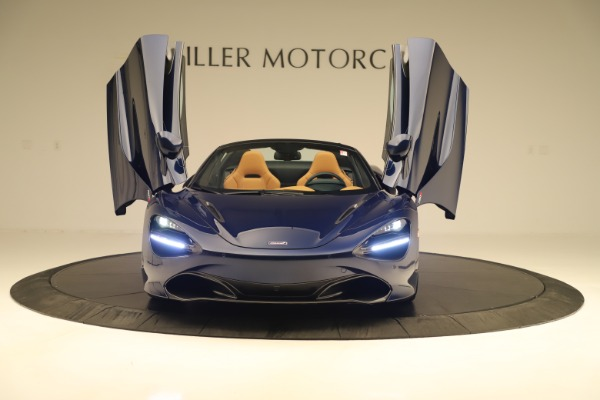 New 2020 McLaren 720S Spider Luxury for sale $372,250 at Alfa Romeo of Westport in Westport CT 06880 27