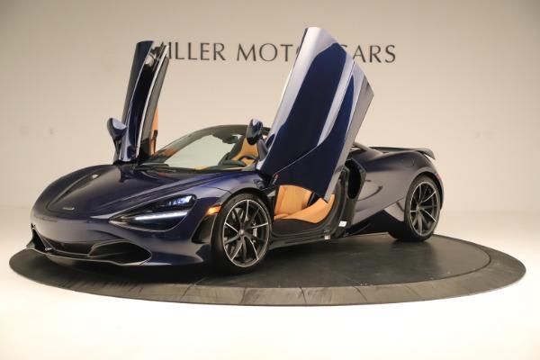 New 2020 McLaren 720S Spider Convertible for sale $372,250 at Alfa Romeo of Westport in Westport CT 06880 28
