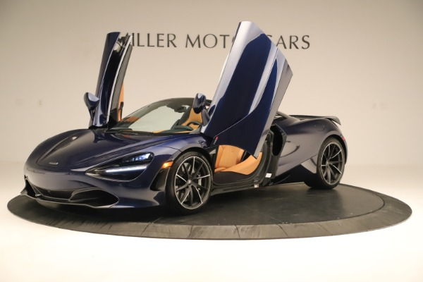 New 2020 McLaren 720S Spider Luxury for sale $372,250 at Alfa Romeo of Westport in Westport CT 06880 28