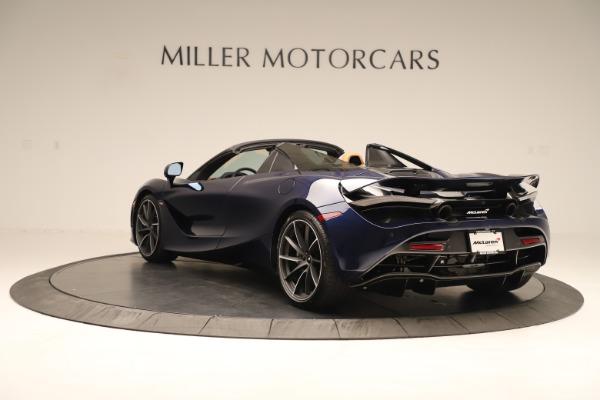 New 2020 McLaren 720S Spider Convertible for sale $372,250 at Alfa Romeo of Westport in Westport CT 06880 3